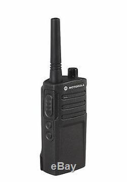2 Motorola RMU2040 2 Watt UHF Business Two-way Radios