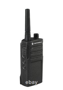 2 Motorola RMU2040 Two Way Radio Walkie Talkies 2 Watts 4 Channels FREE SHIPPING