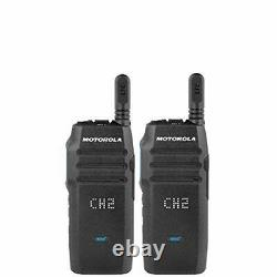 2 TLK100 LTE/WiFi Two Way Radios with Nationwide Coverage Service Required