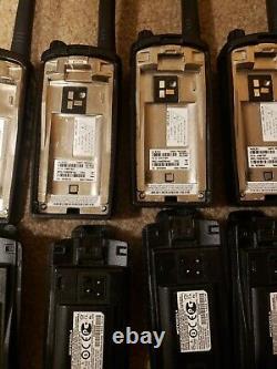 6X SET OF Motorola RDM2070D MURS LICENSE FREE VHF TWO WAY RADIOS W GANG CHARGER
