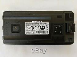 6 Motorola CP110 UHF Two-way radios + Multi unit charger