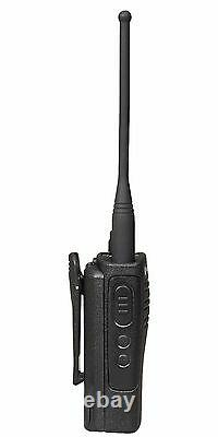 6 Motorola RDU4100 4 Watt UHF Business two-way radios
