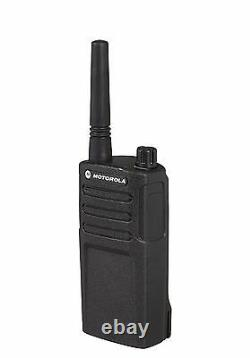 6 Motorola RMU2040 2 Watt UHF Business Two-way Radios