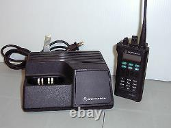 ASTRO SABER 3 III Motorola 800MHz P25 AND DIGITAL WITHOUT BATTERY