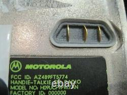 Lot of 10 Motorola XTS 3000 16CH H09UCF9PW7AN 800MHz Two Way Radio