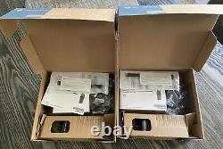 Lot of 2 Motorola MOTOTRBO CP200d Professional Digital Two-Way Radios