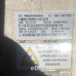 MOTOROLA XPR 6350 (3 Lot)4W TWO WAY RADIO
