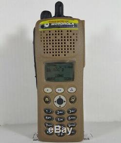 MOTOROLA XTS2500 III UHF 380-470 MHz P25 Digital Two-Way Radio H46QDH9PW7BN XTS