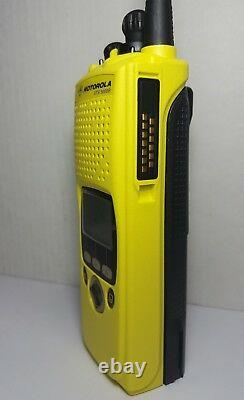 MOTOROLA XTS5000 VHF Smartzone P25 Digital Trunking Radio with UCM H18KEF9PW6AN