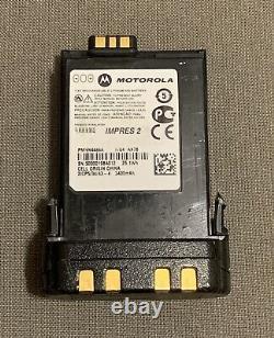 Motorola APX6000 P25 VHF 136-174MHz Model 1.5 Two Way Radio