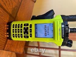 Motorola APX7000 U1/V, FPP, One owner, no re-case
