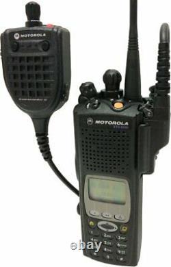 Motorola ASTRO25 XTS5000 III 7/800 MHz P25 Digital Two Way Radio SMARTZONE ADP