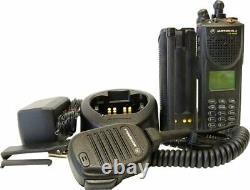 Motorola ASTRO XTS3000 III VHF Digital Two Way Radio SMARTZONE DES-OFB DES-XL
