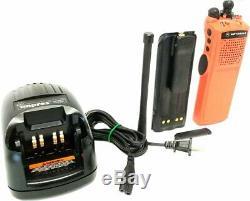 Motorola ASTRO XTS 5000 VHF 136-174 MHz P25 Two Way Radio Smartzone Omnilink ADP