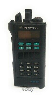 Motorola Astro Saber III VHF 136-174Mhz Radio H04KDH9PW7AN 07.20.00.00