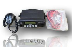 Motorola CDM1550 LS+ UHF 25 Watt 160 Ch 403-470 Mhz