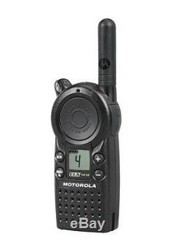 Motorola CLS1410 Two Way Radio Walkie Talkie UHF Ships Fast! Best Price
