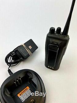 Motorola CP200D UHF Full Analog and Digital Two-Way Radio