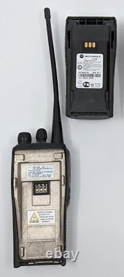 Motorola CP200 UHF Two Way Radio UHF 16CH (AAH50RDC9AA2AN)