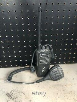 Motorola CP200d Two-Way Radio No Charger AAH01QDC9JC2AN