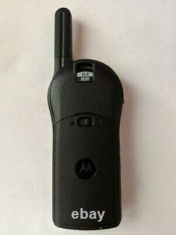 Motorola DLR1020 900 MHz Digital Business Two Way Radio