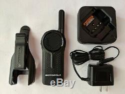 Motorola DLR1060 900 MHz Digital Business Two Way Radio