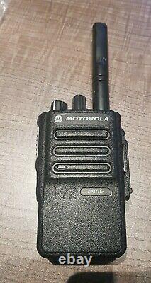 Motorola DP3441e UHF Handheld Protable Two Way Radio 403 527 MHz