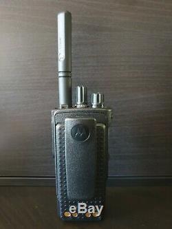 Motorola DP4401E UHF DMR Digital Two Way Radio MotoTRBO Security PMR 446