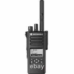 Motorola DP4600 Professional Digital Two-Way Radio