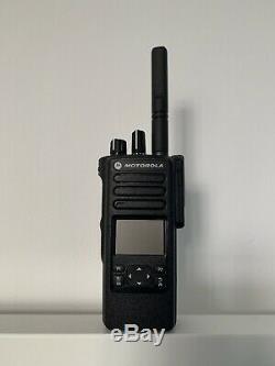 Motorola DP4600e UHF Two Way Radio