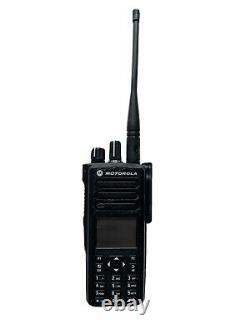Motorola DP4801 UHF DMR Radio GPS