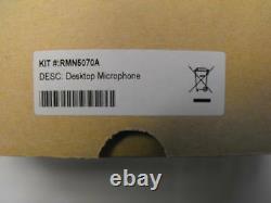 Motorola Desk Microphone RMN5070A APX 6500 APX 7500 XTL1500 XTL2500 New