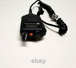 Motorola HMN4104B APX6000 APX7000 APX8000 IMPRES Remote Speaker Mic w Display