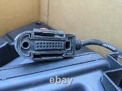 Motorola MCS2000 Model MO1HX+427W, 110 watt VHF Radio 146-174 MHz Bundle Used