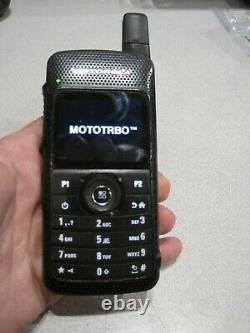 Motorola MOTOTRBO SL7550 UHF 403-470Mhz 2 Watt Digital DMR AAH81QCN9NA2AN