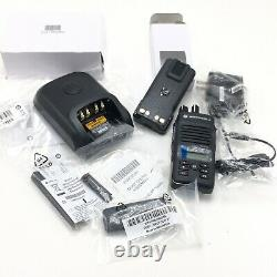 Motorola MOTOTRBO XPR3500e UHF Model AAH02RDH9VA1AN Two Way Radio With Charger