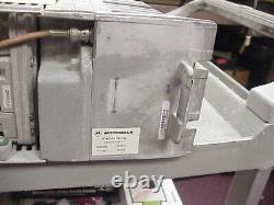 Motorola MTR2000 Repeater T5766A UHF 435-470 MHz 50 Watt Needs Repair GMRS
