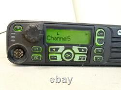 Motorola MotoTRBO XPR4500 UHF 403-470 MHz Radio AAM27QNH9JA1AN (AS IS)