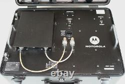 Motorola PDR 3500 Portable Repeater Base Station VHF 150-174Mhz 30W P25 QUANTAR
