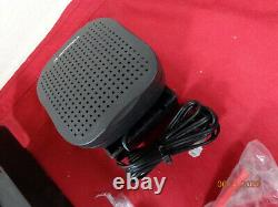 Motorola PM1500 VHF UHF 110 watt Mobile Radio accessory package, Actual Photo's