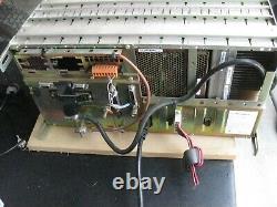 Motorola Quantar UHF 110W P25 and Analog Repeater Gold Case V. 24 (Lot#RTD151)