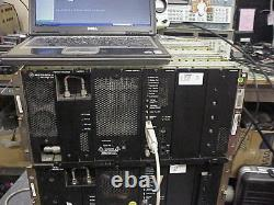 Motorola Quantar UHF 110 Watt Repeater 380-433 Mhz R- 1 P25/ LOCKS UP TO 436MHZ