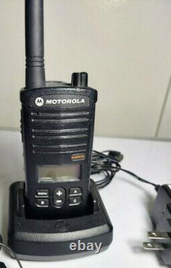 Motorola RDM2070D Two Way Radio- Nice Condition Walmart