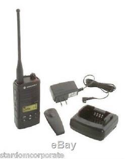 Motorola RDU4160D 16 Channel 4 Watt UHF On-Site Two-Way Business Radio