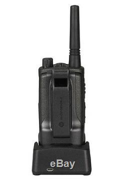 Motorola RMM2050 Two Way Radio Walkie Talkie with MURS Frequencies Ships Fast