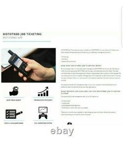 Motorola SL4000 Compact DMR Digital UHF Two Way Radio Walkie Talkie