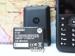 Motorola SL7550 403-470MHz Two-Way Radio WORKS TESTED