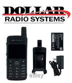 Motorola SL7550 UHF 403-470Mhz 2W 1000CH Digital Two Way Radio AAH81QCN9NA2AN