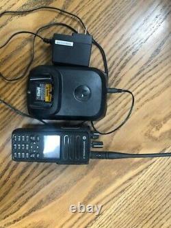 Motorola Solutions XPR 7550e Portable Two-Way Radio