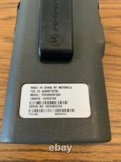Motorola Spirit M-Series Professional Two-Way Radio (set of 6 + charger)